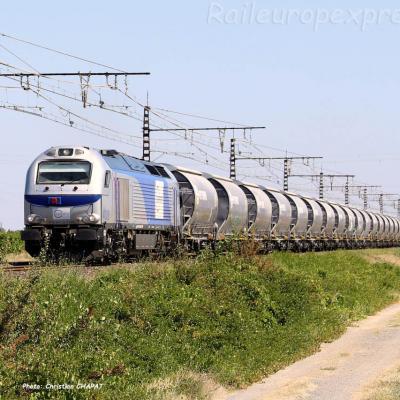 E 4032 Europorte à Lézignan (F-11)