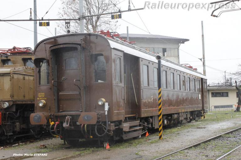 E 623 629  FS à Milan