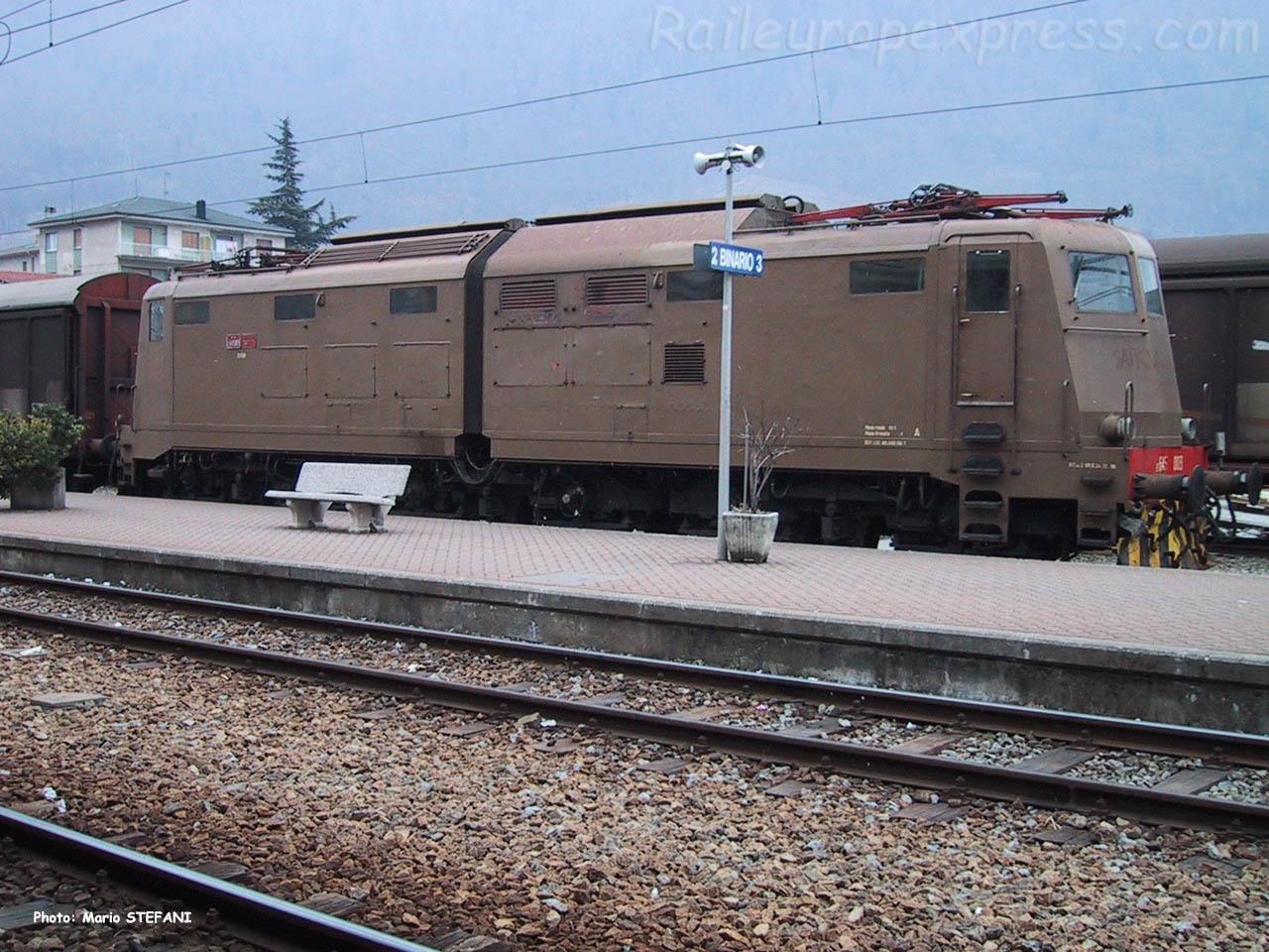E 636 FS à Tirano (I)