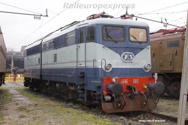 E 646 085 FS à Milan