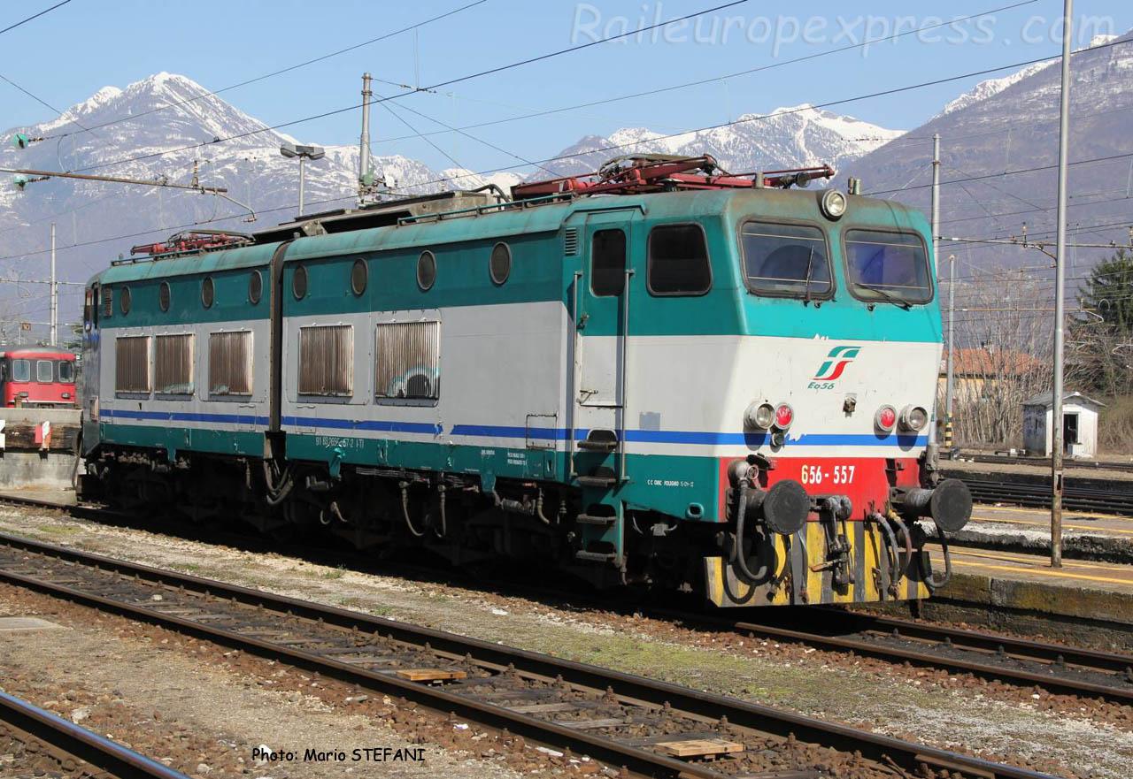 E 656 557 FS à Domodossola (I)