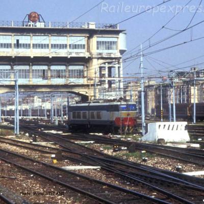 E 656 FS à Milano Centrale (I)