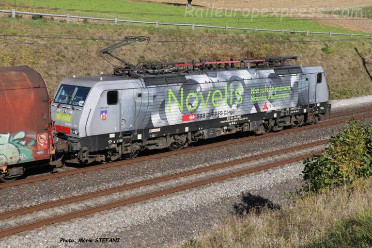 ES 64 F4 090 CFF à Concise (CH)