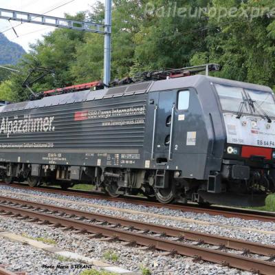 ES 64 F4 108 CFF à Boudry (CH)