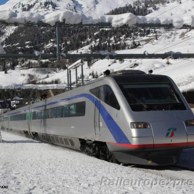 ETR 470 FS à Airolo (CH)