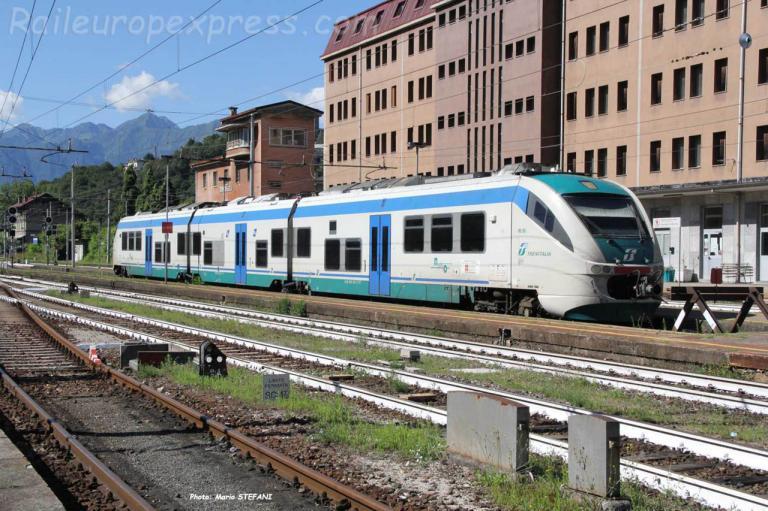 ETR 501 FS à Domodossola (I)