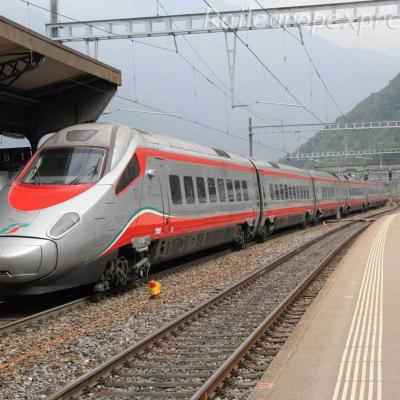 ETR 610 FS à Bellinzona (CH)