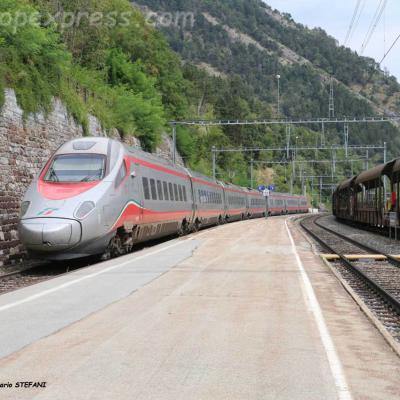 ETR 610 FS à Hohtenn (CH)