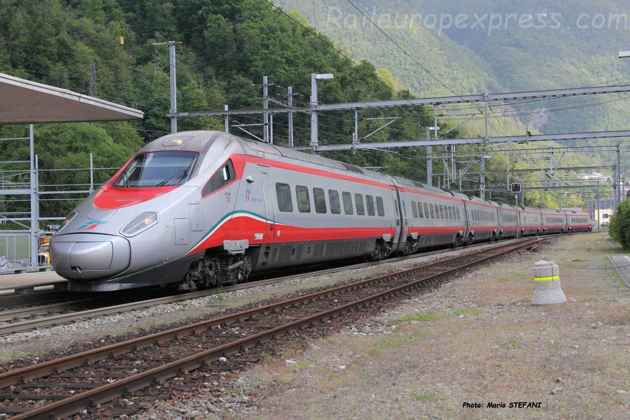 ETR 93 85 5610 502-2 FS à Maroggia-Melano (CH)