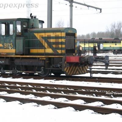 GM SNCB type 9000