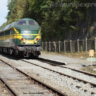 HLD 5183 SNCB à Dorinne (B)