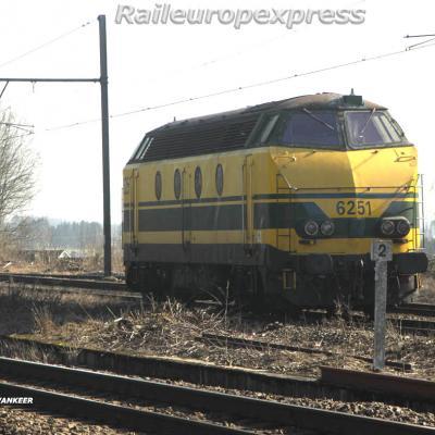 HLD 6251 SNCB