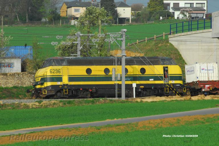 HLD 6296 SNCB