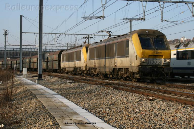 HLE 1305 SNCB