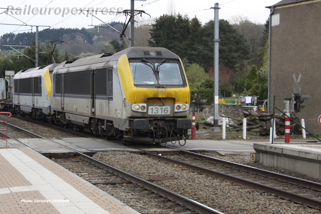 HLE 1316 SNCB