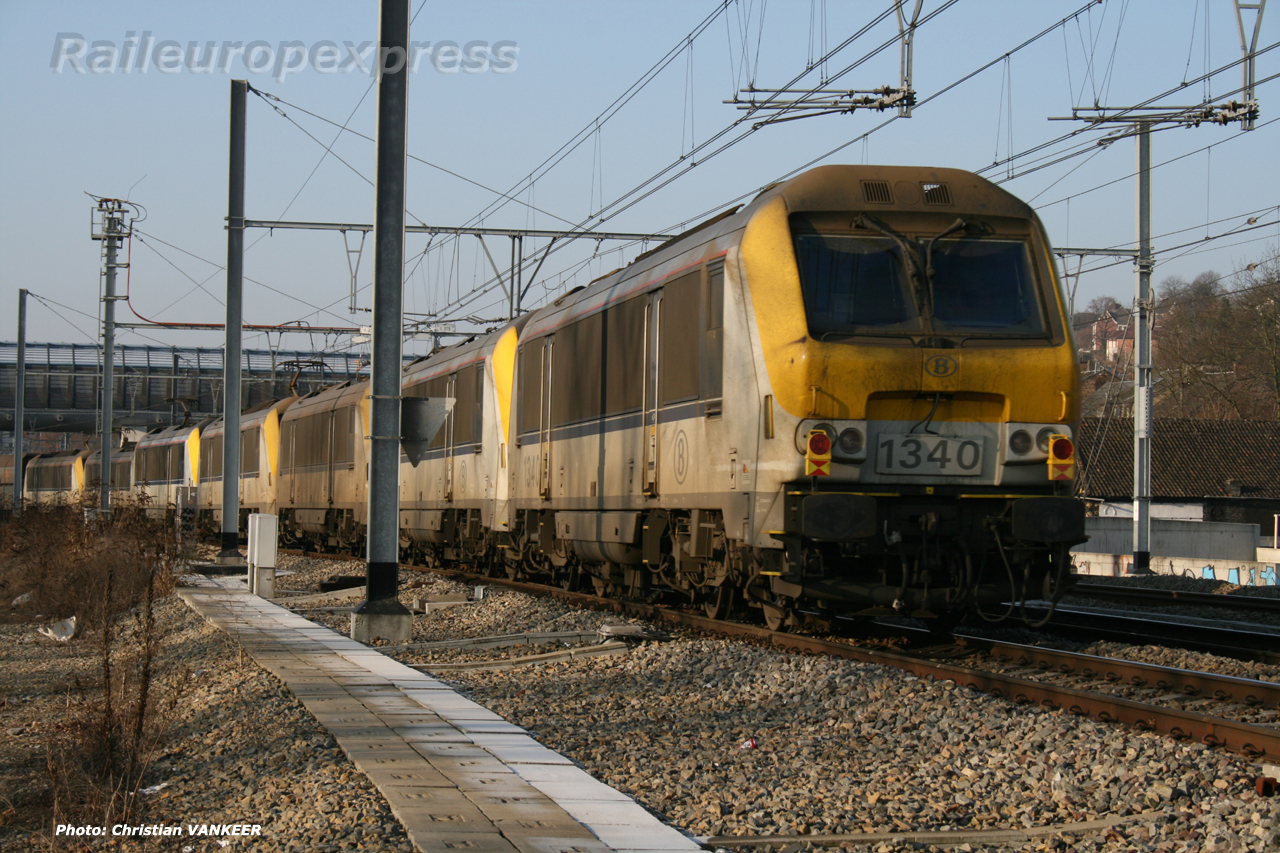HLE 1340 SNCB