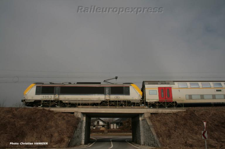 HLE 1353 SNCB
