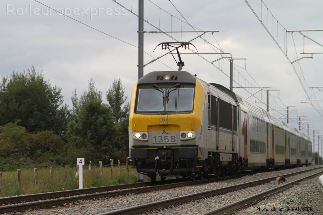HLE 1358 SNCB