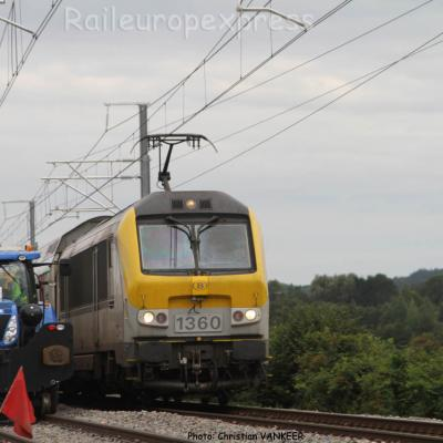 HLE 1360 SNCB