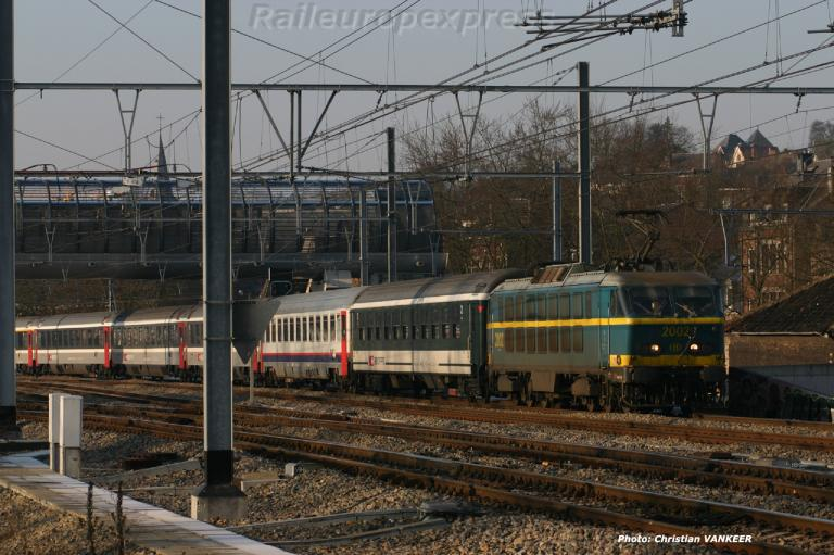 HLE 2002 SNCB