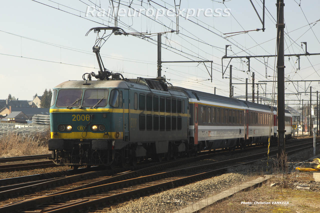 HLE 2006 SNCB