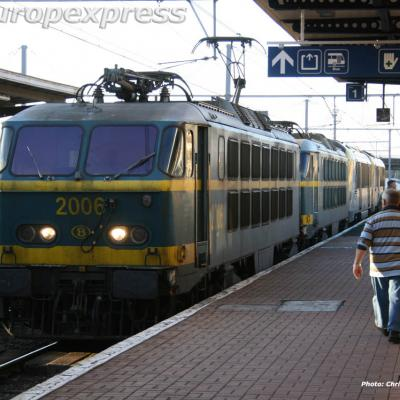 HLE 2006  SNCB à Arlon