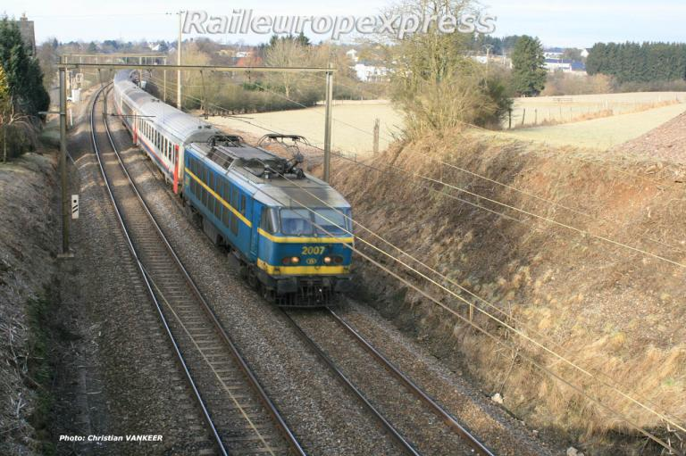 HLE 2007 SNCB