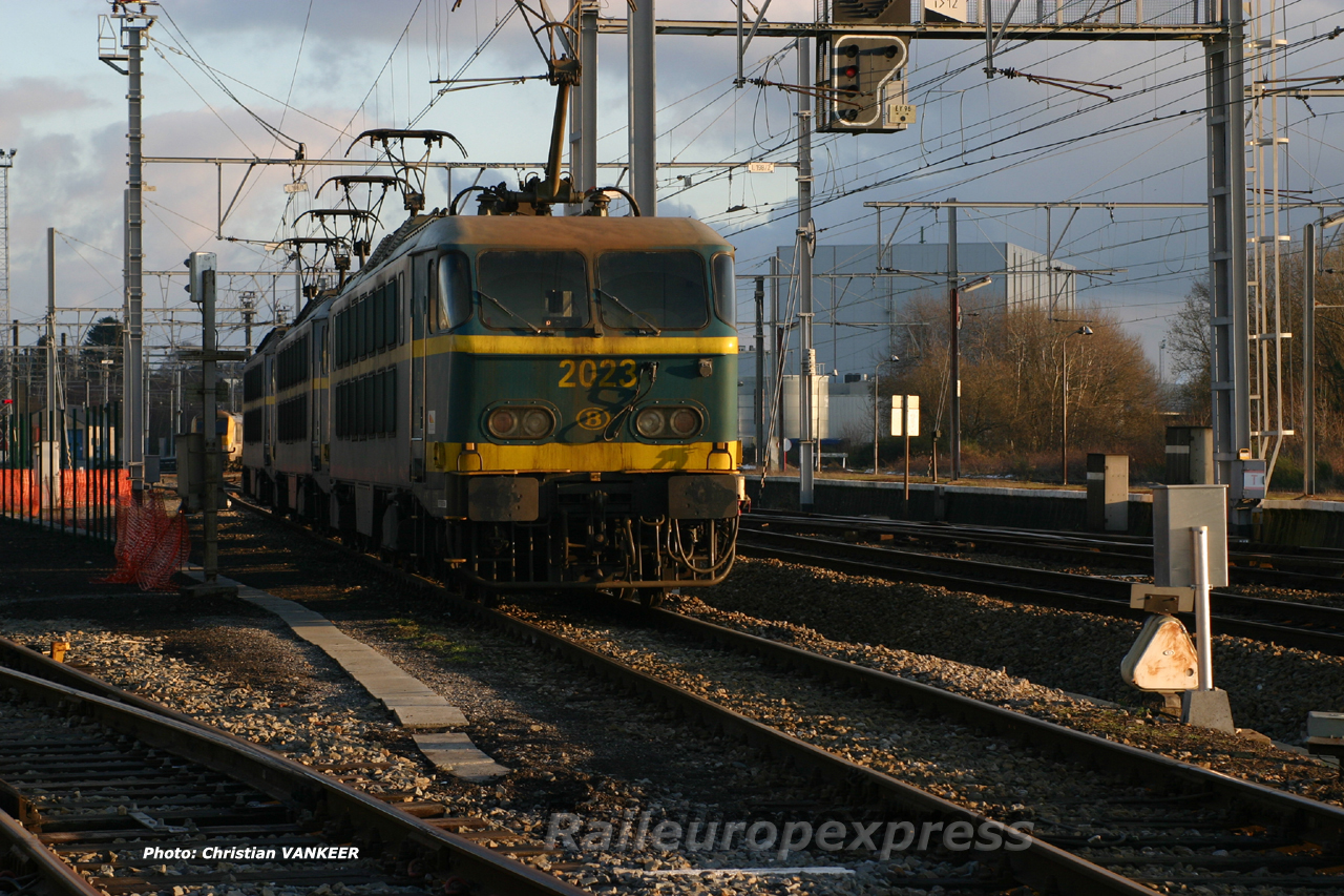 HLE 2023 SNCB