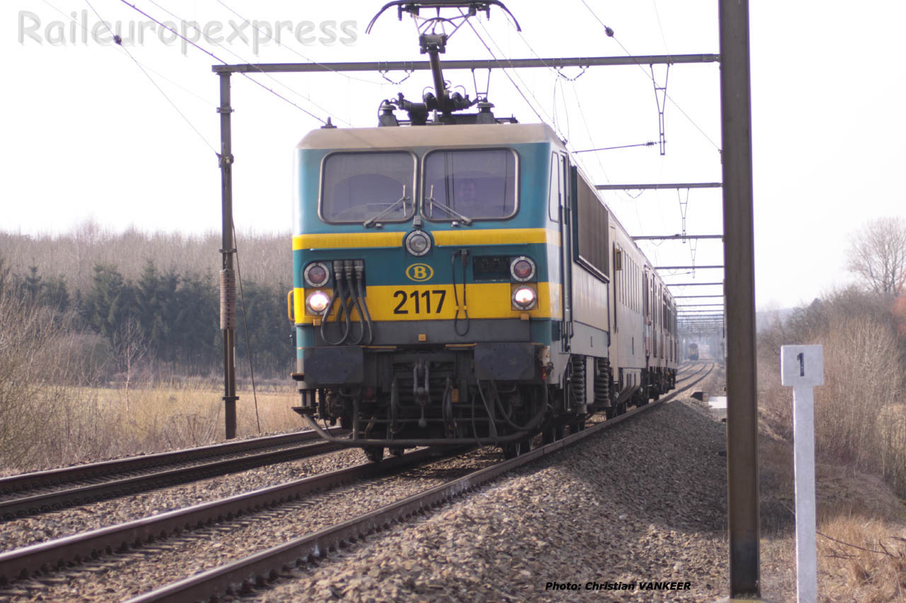 HLE 2117 SNCB