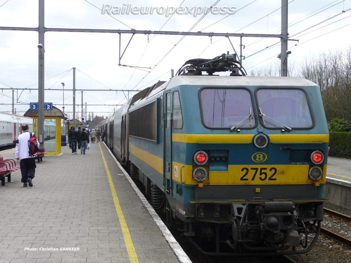 HLE 2752 SNCB