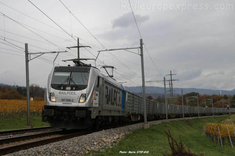 187 006-2 SERSA à Boudry (CH)