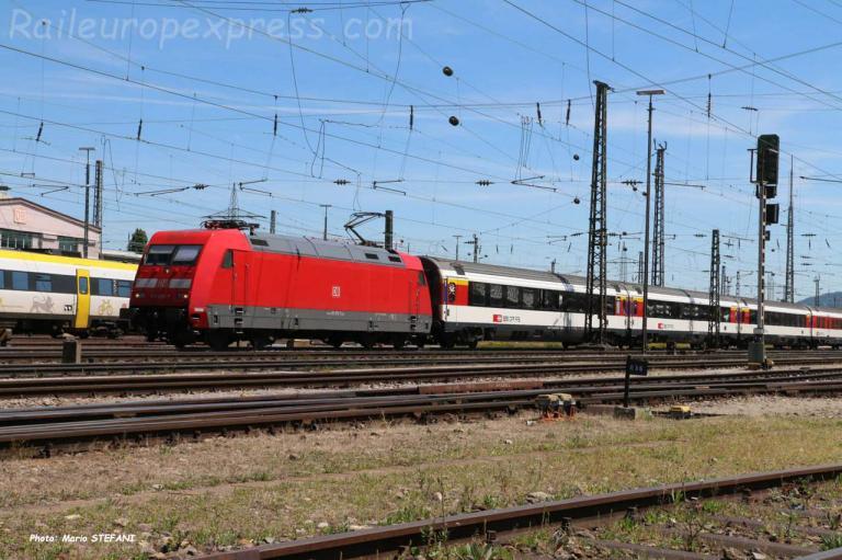 101 072-7 DB à Basel Bad (CH)