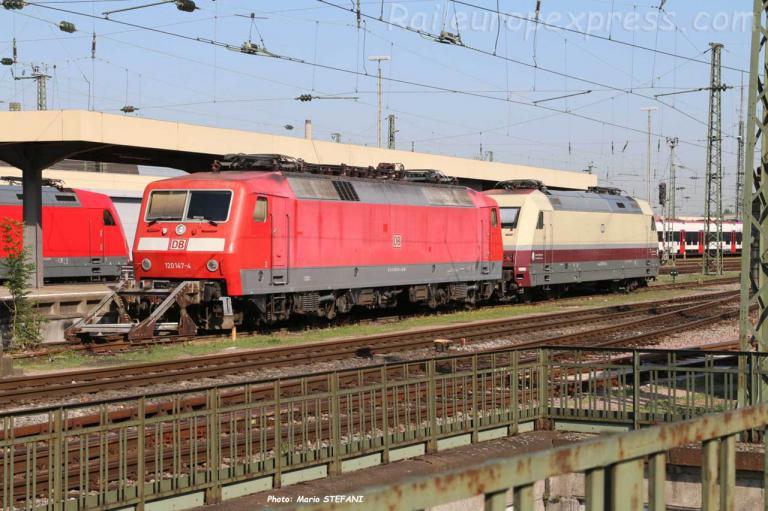 101 112-1 DB à Basel Bad (CH)