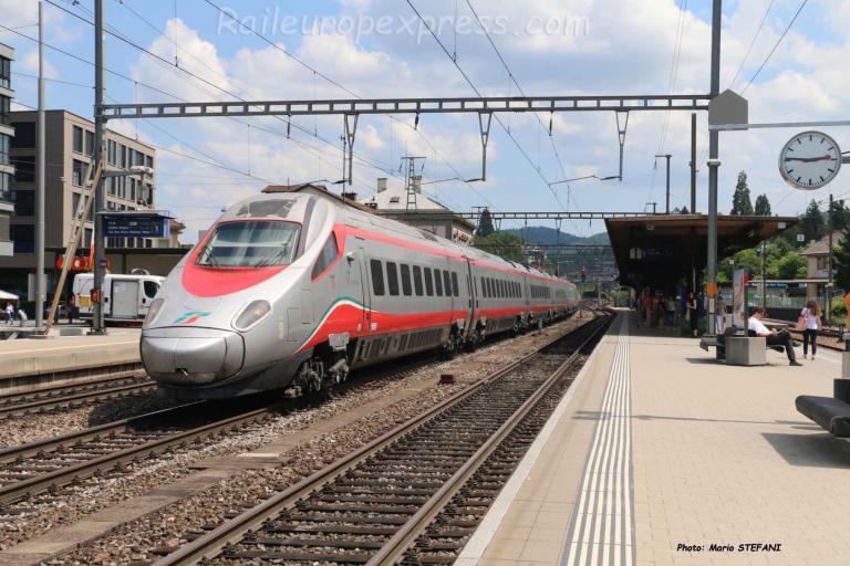 ETR 610 FS à Liestal (CH)