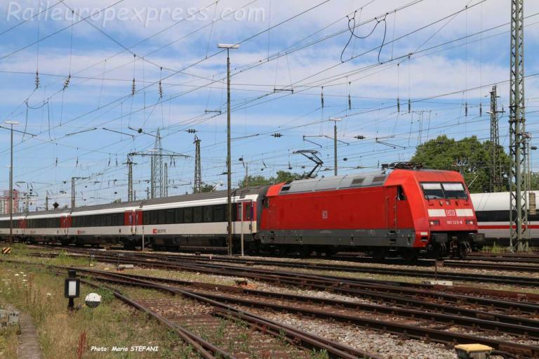 101 123-8 DB à Basel Bad (CH)