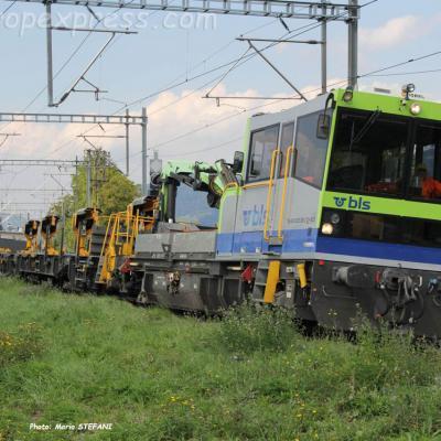 Tm 235 205-2 BLS à Kumm (CH)