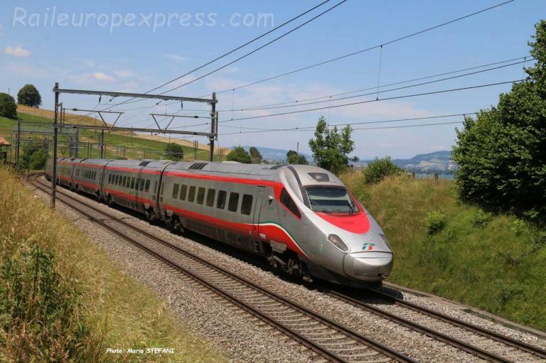 ETR 610 FS à Kumm (CH)