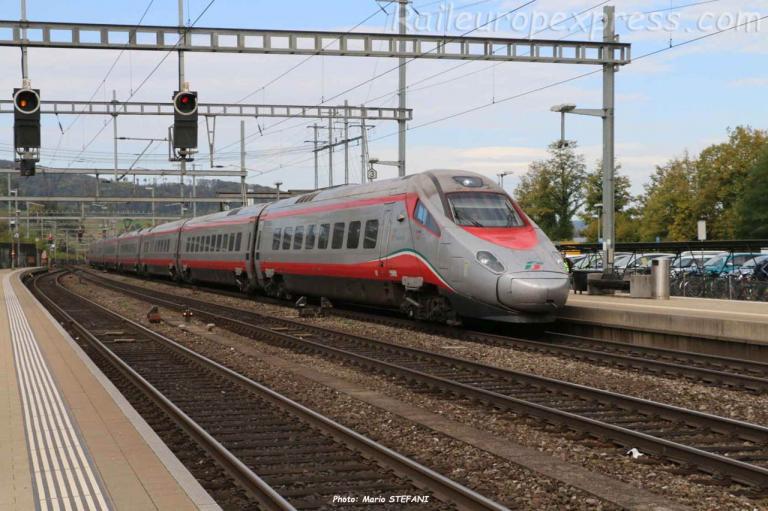 ETR 610 304 FS à Liestal (CH)