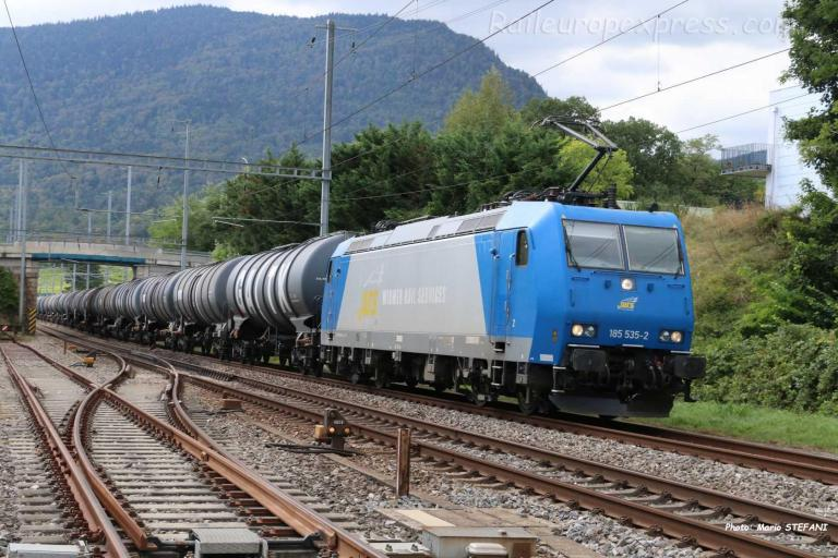 185 535-2 WRS à Boudry (CH)
