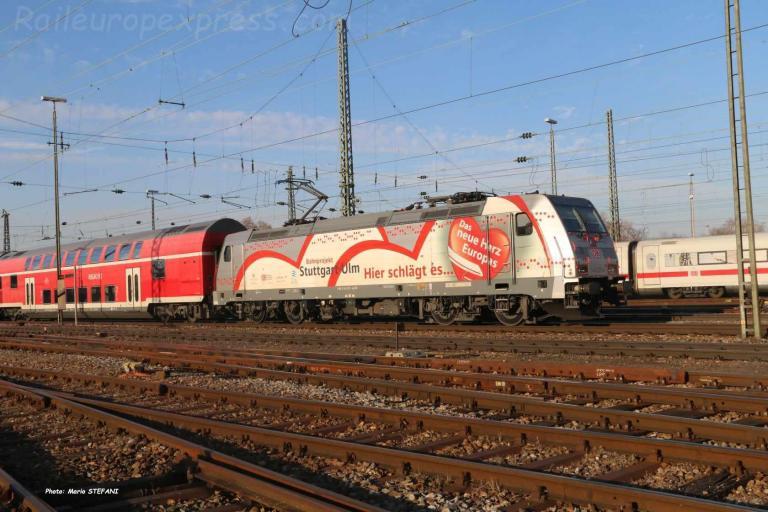 146 227-4 DB à Basel Bdf (CH)