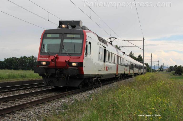 RBDe 560 CFF à Boudry (CH)