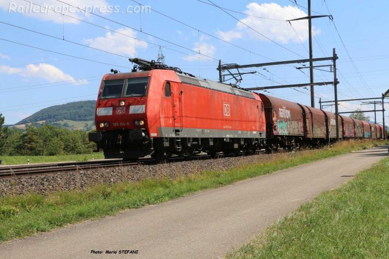 185-114-6 DB à Eiken (CH)
