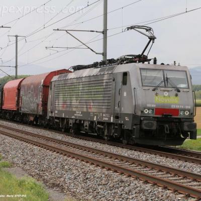 ES 64 F4-094 CFF à Ependes (CH)