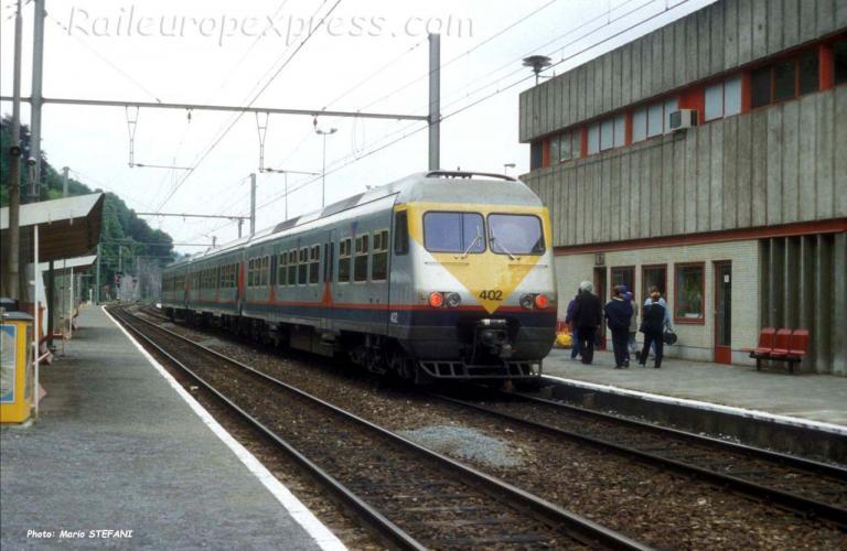 Am 402 SNCB à Dinant (B)