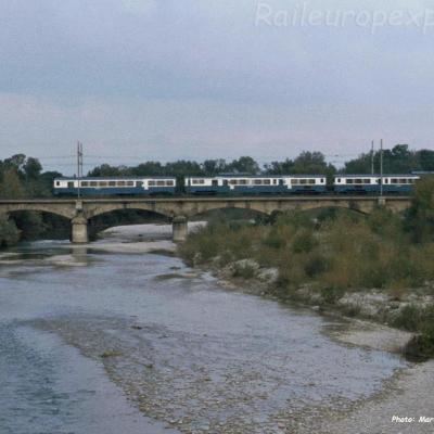 Z 7100 SNCF à Orange (F-84)