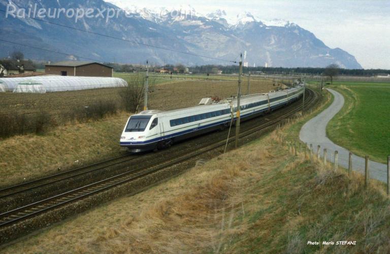 ETR 470 FS à Bex (CH)