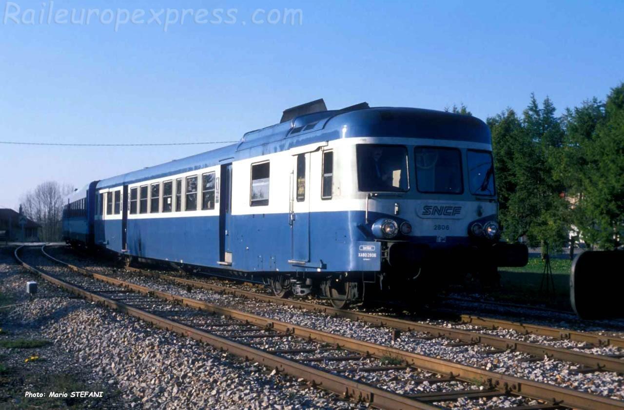 X 2806 SNCF