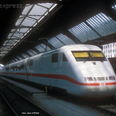 ICE DB à Zürich (CH)