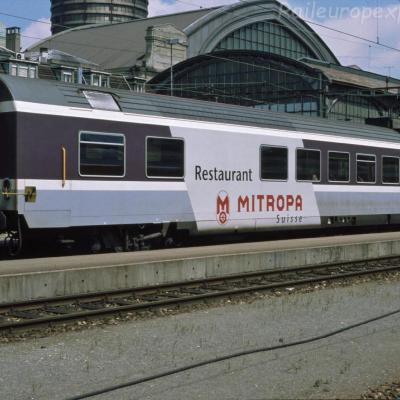 WRm IV CFF à Basel (CH)