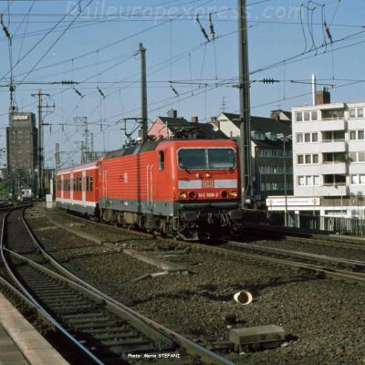 143 588-2 DB à Köln (D)